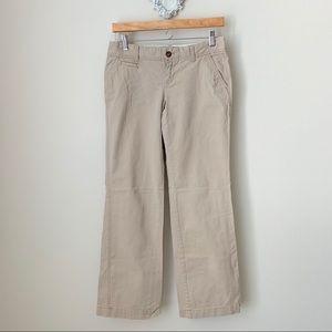 Old Navy bootcut khaki pants